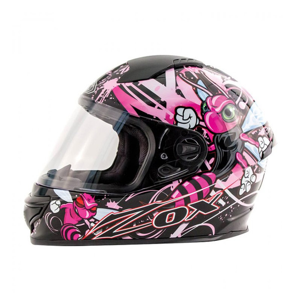 Zox Primo Junior Full Face Helmet Main View