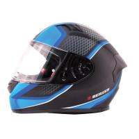 Zox Z-FF50 Momentum Full Face Helmet Matte Blue