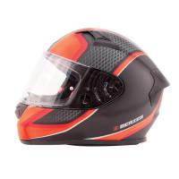 Zox Z-FF50 Momentum Full Face Helmet Matte Red