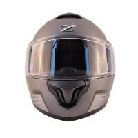 Zox Z-Mod10 Atom Modular Helmet Matte Titanium