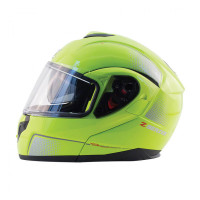 Zox Z-Mod10 Atom Modular Helmet Hi-Viz/Yellow