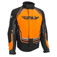 Fly Racing Youth SNX Pro Jacket Orange