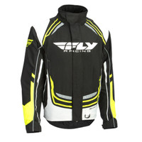 Fly Racing Youth SNX Pro Jacket Yellow