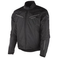 Fly Racing Strata Jacket Black