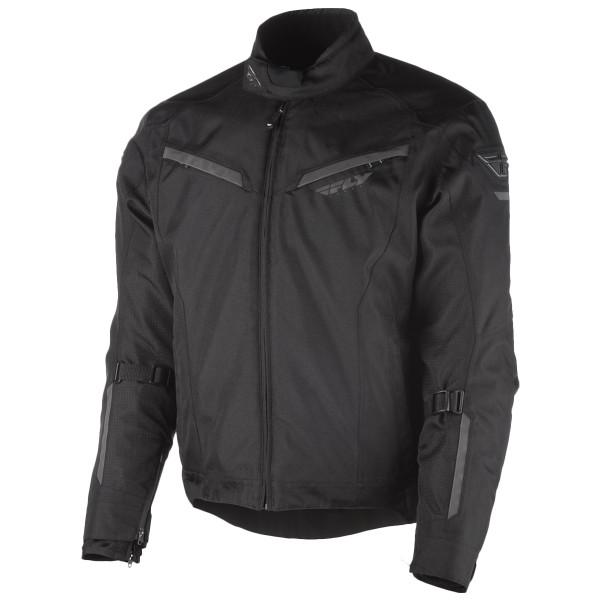 Fly Racing Strata Jacket Black