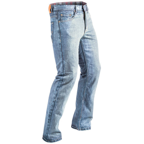 Fly Racing Resistance Jeans Blue