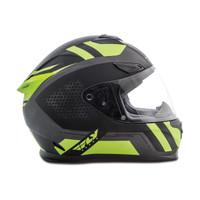 Fly Racing Sentinel Mesh Helmet Black/Yellow