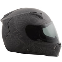 Fly Racing Revolt Ink 'N Needle Helmet 2