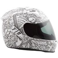 Fly Racing Revolt Ink 'N Needle Helmet 3