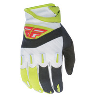 Fly Racing Youth F-16 Gloves Lime