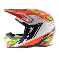 Zox Z-MX10 Off Road Helmet Hi-Viz Orange View