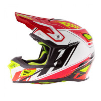 Zox Z-MX10 Off Road Helmet Red View