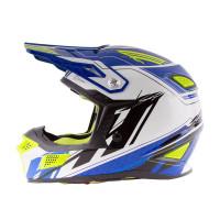Zox Z-MX10 Off Road Helmet Blue View