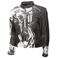 Fly Racing Flux Air Ink 'N Needle Mesh Jacket