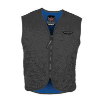 Fly Cooling Vest Black Vest View