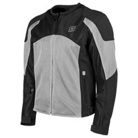 Speed And Strength Midnight Express Mesh Jacket Gray