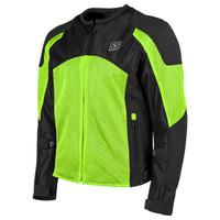 Speed And Strength Midnight Express Mesh Jacket Hi-Viz