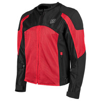 Speed And Strength Midnight Express Mesh Jacket Red
