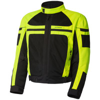 Olympia Newport Mesh Tech Jacket Yellow