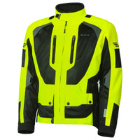 Olympia Dakar 2 Mesh Tech Jacket Yellow