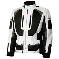 Olympia Dakar 2 Mesh Tech Jacket White