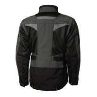Olympia Dakar 2 Mesh Tech Jacket Black 2