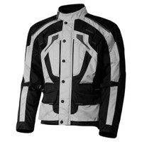 Olympia Richmond Waterproof Jacket Silver