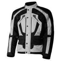 Olympia Richmond Waterproof Jacket Silver