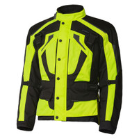 Olympia Richmond Waterproof Jacket Yellow