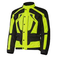 Olympia Richmond Waterproof Jacket Yellow