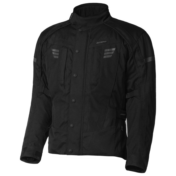 Olympia Durham Waterproof Jacket Black