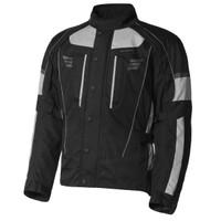 Olympia Durham Waterproof Jacket Silver