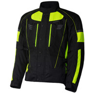 Olympia Durham Waterproof Jacket Yellow