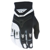 Fly Racing Evolution Glove Black/White