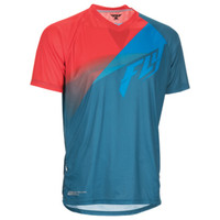 Fly Racing Super D Jersey Teal