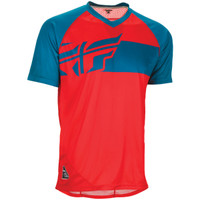 Fly Racing Action Elite Jersey Red