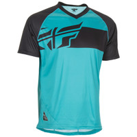 Fly Racing Action Elite Jersey Teal