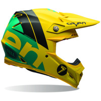 Bell Moto-9 Flex / Seven MX Helmet Yellow