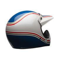 Bell Moto-3 RSD Malibu Helmet 2