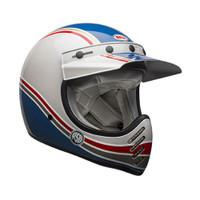 Bell Moto-3 RSD Malibu Helmet 3