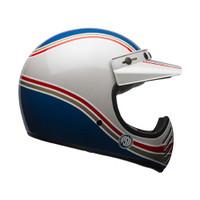 Bell Moto-3 RSD Malibu Helmet 4