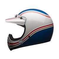 Bell Moto-3 RSD Malibu Helmet 5