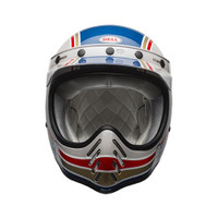 Bell Moto-3 RSD Malibu Helmet 8