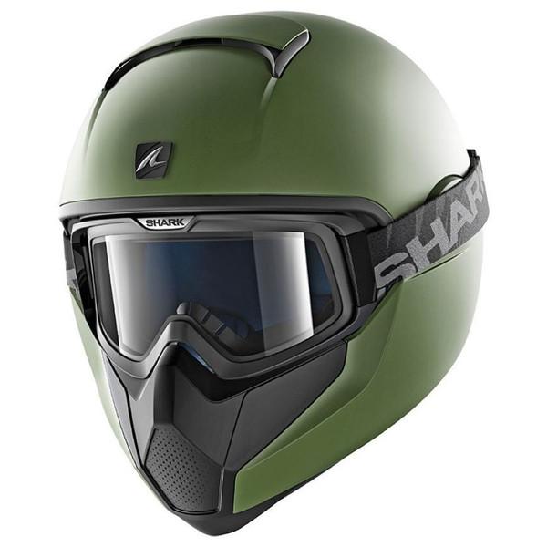 Shark Vancore Helmet Green