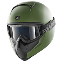 Shark Vancore Helmet Green
