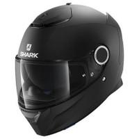 Shark Spartan Blank Matte Helmet 1