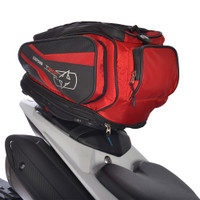 Oxford T30R Tail Pack Red View