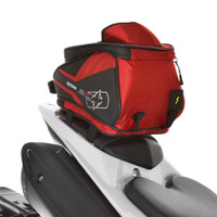 Oxford M4R Tank N Tailer Tank Bag Red View