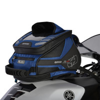 Oxford M4R Tank N Tailer Tank Bag Blue View