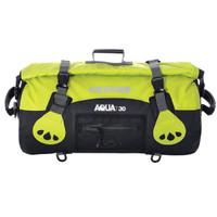 Oxford Aqua T-30 Roll Bag Black/Yellow View